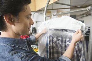 Cómo manejar disputas con Dry Cleaners