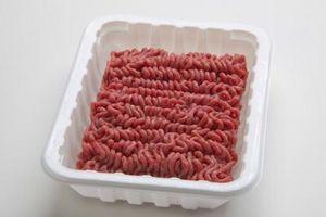 Como descongelar rápidamente carne hamburguesa