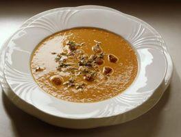 Cómo reducir el amargor en la raíz sopa de verduras