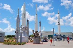 Campamentos en la Costa Espacial de la Florida