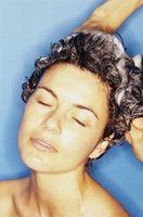 Métodos relajante del cabello