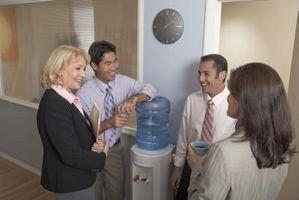 Problemas con Enfriadores de agua