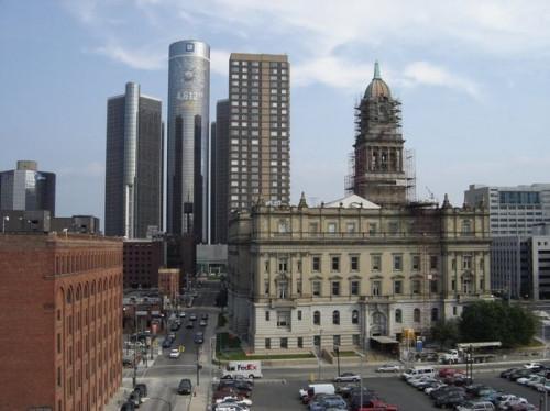 Cómo moverse en el centro de Detroit
