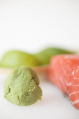 Cómo hacer rollos de sushi decorativo