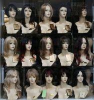 Cómo colorear una peluca de cabello humano