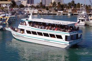 Cruceros cortos alrededor de Bayside, Miami