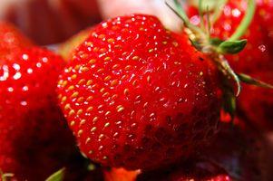 ¿Cómo son las fresas bueno para la piel?