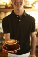 Cómo hacer espuma en forma de corazón en Cappuccinos