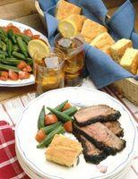 Cómo cortar carne o cerdo