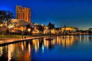 Hoteles en North Terrace, Adelaide, Australia del Sur