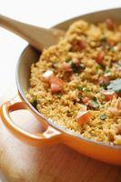 Cómo arreglar grueso risotto