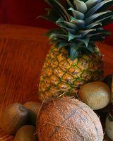 Propiedades de Apple de oro de la fruta
