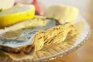 Método para la preservación frescas sin concha ostras