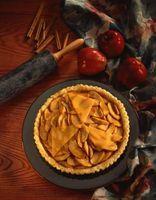 Cómo Calentar una tarta de manzana
