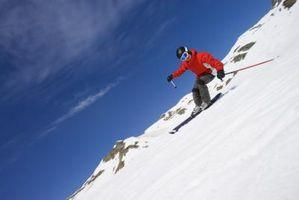 Buenas cosas para llevar cuando se va en un viaje de esquí