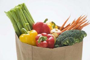 Cómo asar verduras en hoja