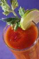 ¿Se puede refrigerar jugo vegetal hecha en casa?