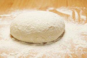 Cómo Amasar con un gancho de la pasta KitchenAid