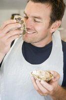 Cocine en caso de que las ostras que se pueden abrir en el refrigerador?