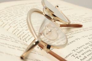 Cómo obtener lentes hechas a medida para lentes de la vendimia