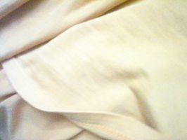 Cómo ablandar la tela de lino