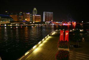Bares de alterne en Singapur