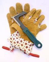 Cómo limpiar los guantes de trabajo de cuero