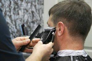 Cómo cortar el pelo con una maquinilla