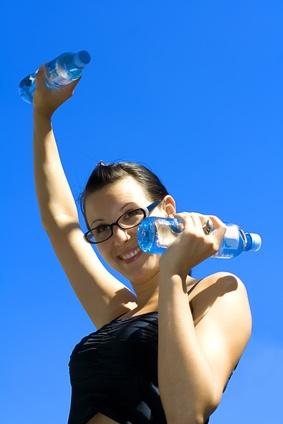 Información sobre el Agua de la vitamina