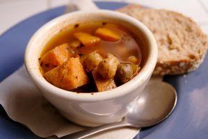 Cómo quitar el sabor a quemado de la sopa