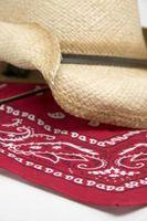 Cómo usar un pañuelo como un guante