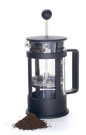 ¿Cuánto tiempo debe moler café en un Blade-Tipo Grinder?