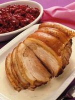 Cómo conseguir crujiente chisporroteo de la carne asada de cerdo