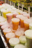 ¿Por qué ponen Estabilizador de fruta congelada?