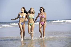Cuál es la diferencia entre los estilos americanos y brasileña traje de baño?