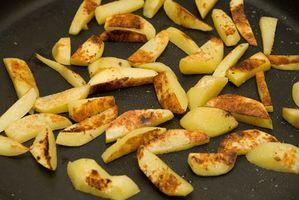Cómo Patatas Sautee