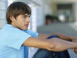 ¿Qué tipo de joyería Cómo se obtiene un muchacho adolescente?