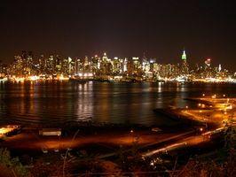 Las cosas románticas que hacer en Nueva York en la noche