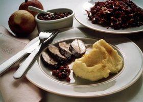 Cocinar Ciervo | Como Cocinar Un Jamon De Ciervo Stguitars Com