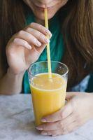Cómo hacer el zumo de naranja concentrado