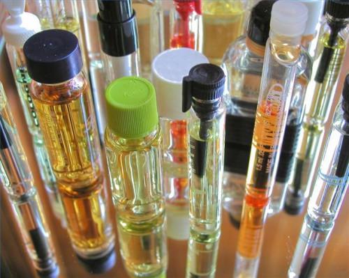 Forma de pedido de muestras de perfumes online