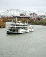 Mississippi River Cruises en St. Louis