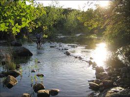Barton Creek Historia