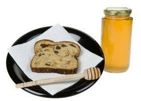 Usos de las sobras de pan de pasas