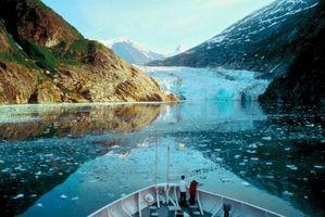 Sugerencias de viajes para el ahorro en el pasaje de avión para un crucero de Alaska hacia el sur