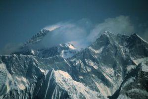 Características físicas de las regiones montañosas