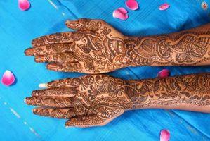 ¿Cómo deshacerse de los tatuajes de henna