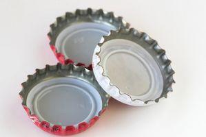Cómo desinfectar Home Brew Beer tapones de botellas