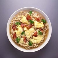 Ideas para almuerzos delicioso con fideos ramen