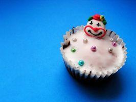 Primeros de la torta para Niños